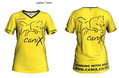 CaniX Ladies Shirt size S4  (S)